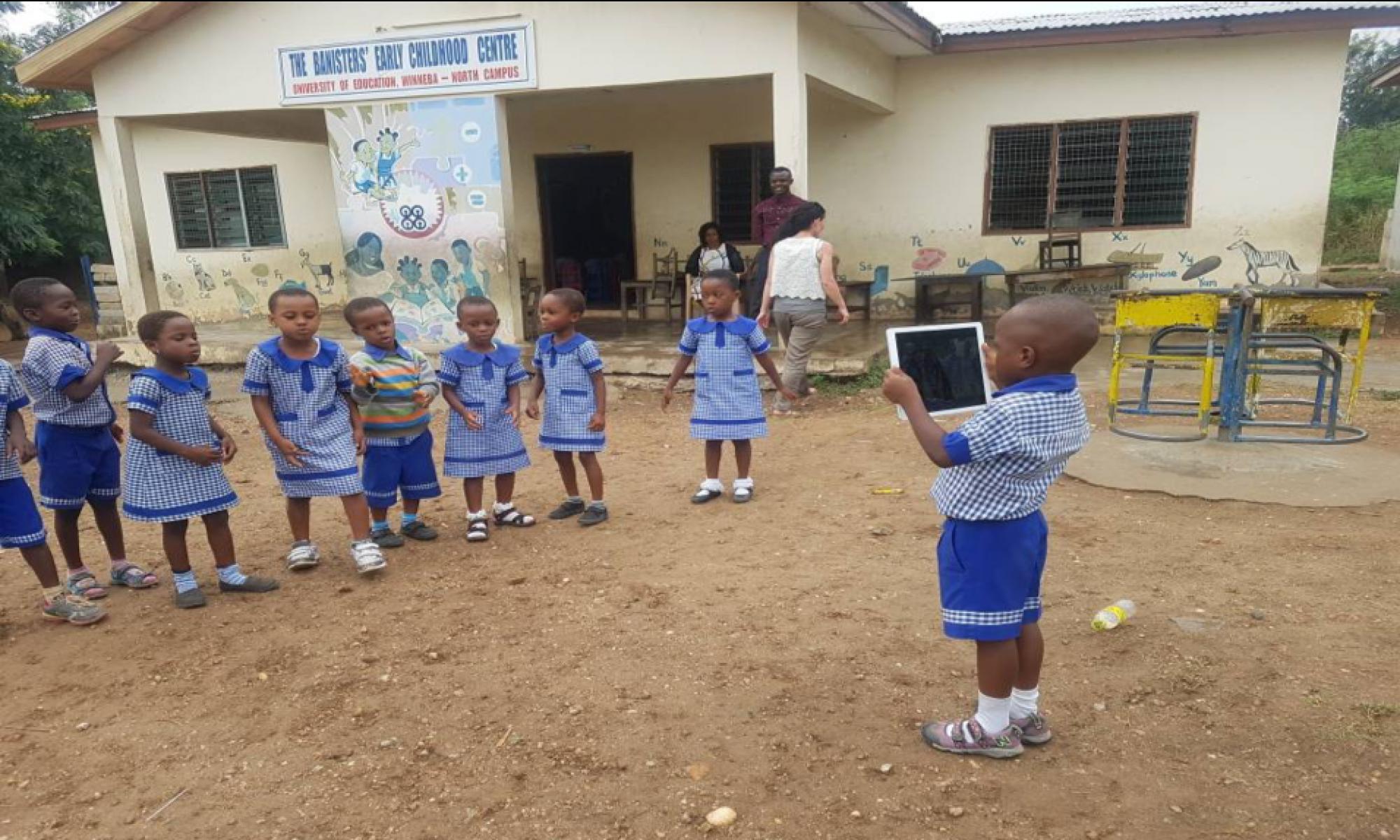 Globale kindergartens